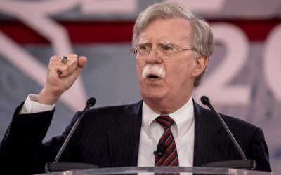 Suzanne Spaulding in WaPo: John Bolton just weakened America's cyberdefenses