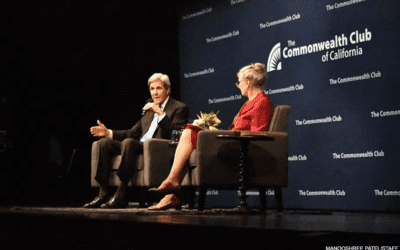 Gloria Duffy and John Kerry on Climate Change and More