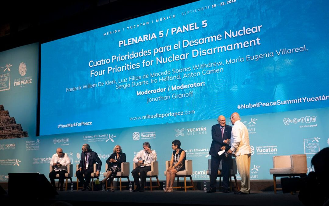 World Summit of Nobel Peace Laureates: Videos