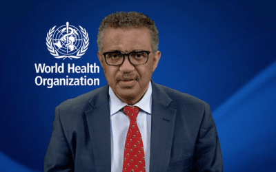 Message from Director-General World Health Organization